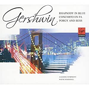 Gershwin - Rhapsodie In Blue/Concerto pour piano en fa maj./Porgy & Bess (Suite)