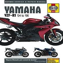 Yamaha: YZF-R1 '04 to '06 (Haynes Service and Repair Manuals) by Editors of Haynes Manuals (2011-10-01)
