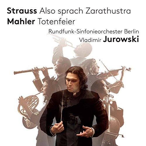 Cover - Jurowski - Strauss Mahler
