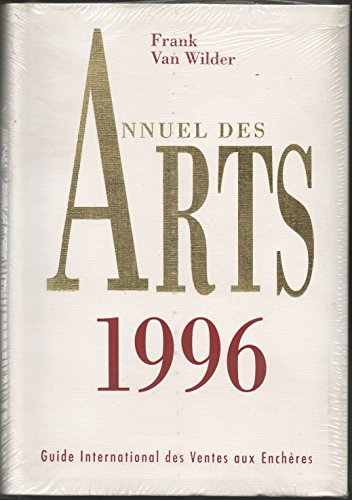 Annuel des Arts, 1996