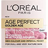 L'Oreal Paris Age Perfect Golden Age Rosy Re-Fortifying Day Cream, 50 ml