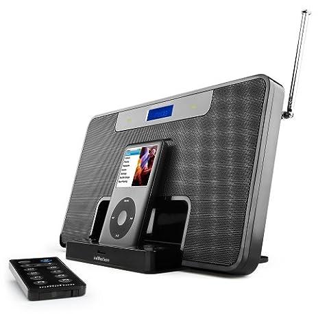 Altec Lansing inMotion iM600 USB-Charging Portable Speaker System with FM
