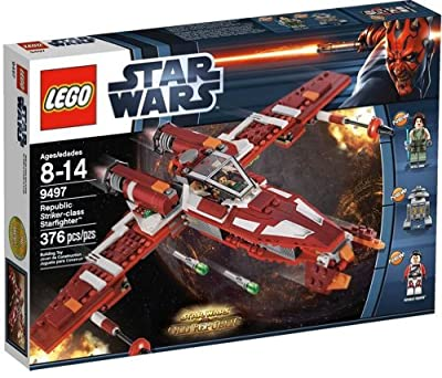 LEGO STAR WARS 9497 Republic Striker-class Starfighter de LEGO