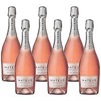 Mateus Rosé Demi Sec Sparkling - Vino Espumoso- 6 Botellas