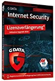 G DATA Internet Security (2019) / Antivirus Software / Upgrade für 3 Windows-PC / 1 Jahr / Trust in German Sicherheit [Code per Post]