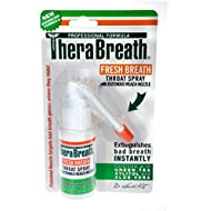 Thereabreath Extinguisher Spray Ideal for Tonsil Stone Use - Tetrobreath - Produced by Dr Katz of the California Breath Clinics