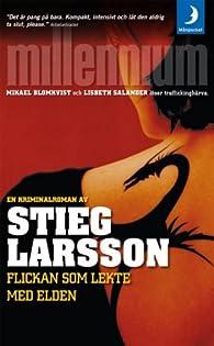 Flickan som lekte med elden: 2 par Stieg Larsson