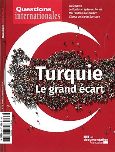La Turquie: le Grand Ecart par La Documentation Fra