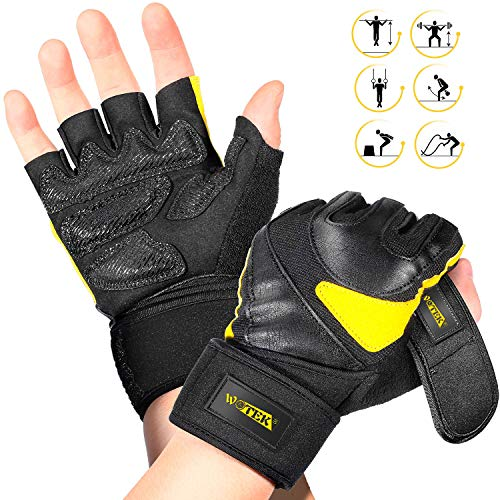 WOTEK Guantes Gimnasio Hombre Mujer