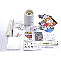Sterling silver clay PMC3 starter kit with manual (japan import)