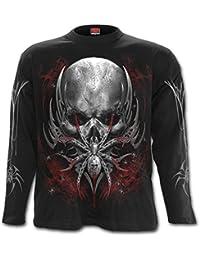 Spiral Direct - T-Shirt à manches longues - Homme noir BLACK, grey, Red