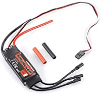 XCSOURCE ESC regolatore di velocit¨¤ Hobbywing SkyWalker 40A 2-3S Brushless RC elettrico con BEC per (Gas Range Range Gamma)