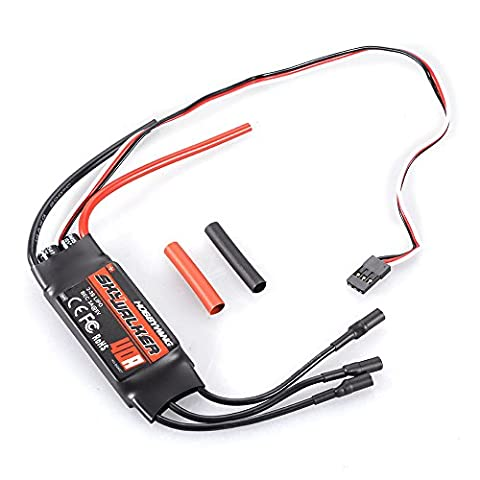 XCSOURCE Hobbywing SkyWalker 40A 2-3S Brushless RC ESC Electric Speed Controller with BEC for Helicopter RC283