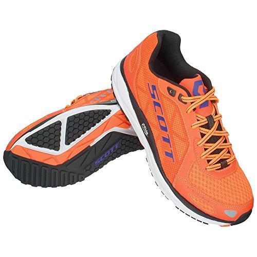 Scott Shoe Palani Trainer green/black Orange