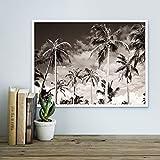 PHOTOLINI Poster-Bilderrahmen Modern aus MDF mit Acrylglas/Posterrahmen/Wechselrahmen