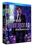John Wick - Coffret Integrale 3 Films [Blu Ray] [Blu-ray]