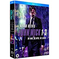 John Wick-Coffret Integrale 3 Films