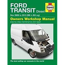 Ford Transit Diesel Service and Repair Manual (Haynes Service and Repair Manuals)