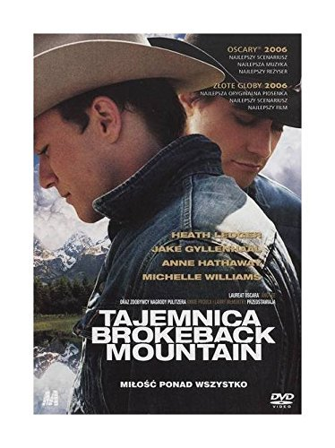 Brokeback Mountain [DVD] [Region 2]