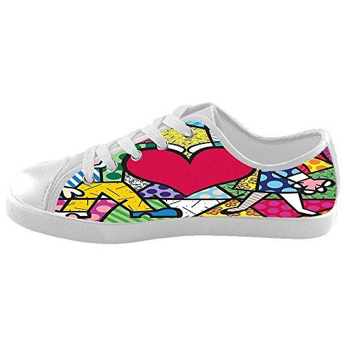 Dalliy Romero Britto Kids Canvas shoes Schuhe Footwear Sneakers shoes Schuhe C