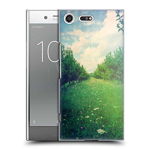Offizielle Olivia Joy StClaire Obstgarten Natur Ruckseite Hülle für Sony Xperia XZ Premium