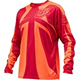 Troy Lee Designs Sprint Jersey - Reflex Rocket Red, 2X-Large