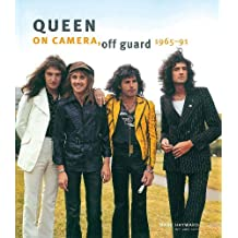 Queen, On Camera, Off Guard by Mark Hayward (2011-11-24)