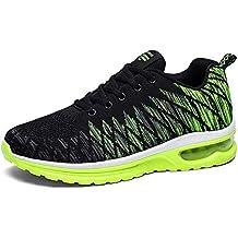 timeless design 5747b 1f09c Kivors Unisex Zapatos de Deportes Zapatillas de Correr para Aire Libre  Deporte Montaña y AsfaltoTranspirables Casual