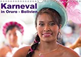 Bolivien - Karneval in Oruro (Wandkalender 2017 DIN A4 quer)