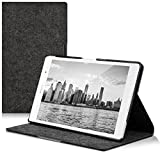 kwmobile Sony Xperia Tablet Z3 Compact Hülle - Tablet Cover Case Schutzhülle für Sony Xperia Tablet Z3 Compact mit Ständer