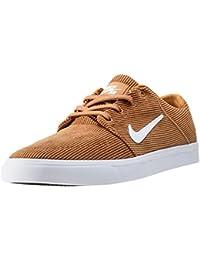 Nike Portmore Cnvs Premium, Zapatillas de Skateboard para Hombre
