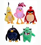 ANGRY BIRDS PELUCHES PACK SÚPER OFERTA