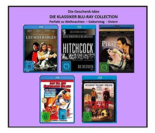 Die Geschenkidee -> Die Klassiker Blu-ray Collection (Perfekt zu Weihnachten - Geburtstag - Ostern )