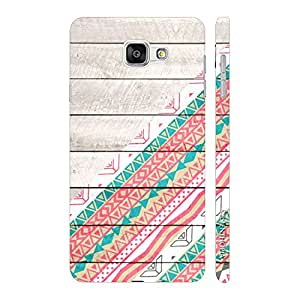 Enthopia Designer Hardshell Case Wooden Art Back Cover for Samsung Galaxy A3 (2016)