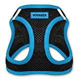 Voyager All Weather No Pull Step-in Mesh Dog Harness with Padded Vest, Best