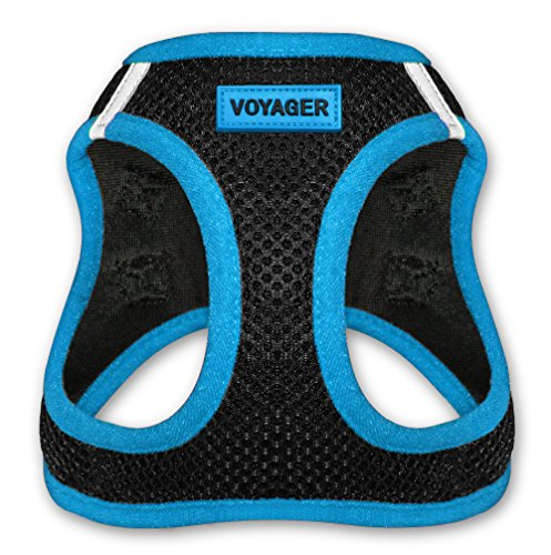 Best Pet Supplies Voyager All Weather Step-in Mesh Harness for Dogs by, Inc