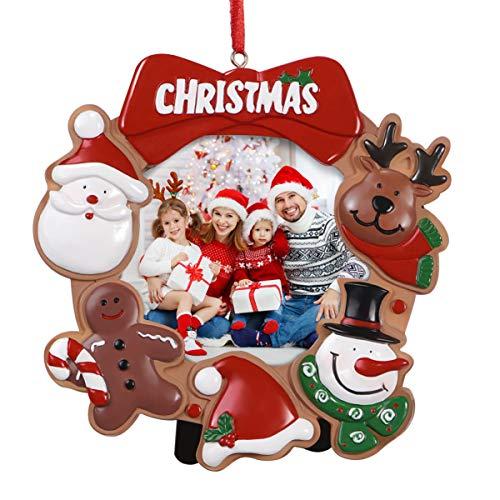 NUOBESTY Marco Fotos Navidad Decoraciones Fiesta Lindas