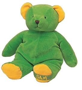 K'S Kids KA10118 Sam the Bear Soft Toy Large by K'S Kids