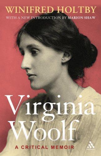 Virginia Woolf: A Critical Memoir