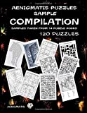 Aenigmatis Puzzles Sample Compilation: Samples taken from 14 puzzle books