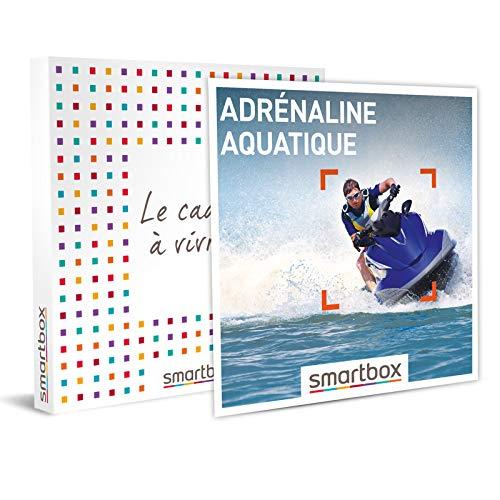 SMARTBOX - coffret cadeau femme homme - Adrénaline aquatique - idée cadeau...