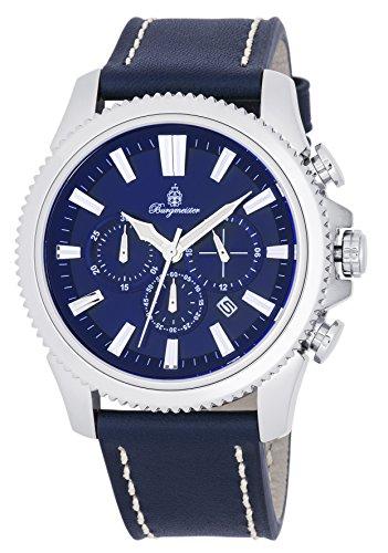 Burgmeister BMT03-133 - Reloj de pulsera hombre, color Azul