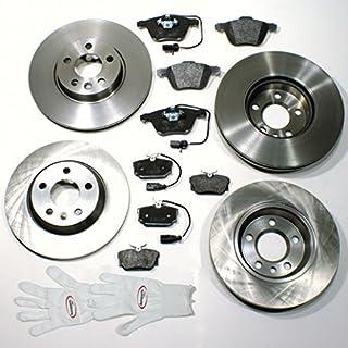 Autoparts-Online Set 60002433 Bremsen Set + Beläge Vorne + Hinten