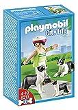 Playmobil - Border Collies con cachorro (5213)