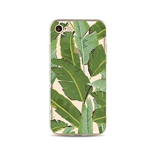 "CoqueiPhone 6S Etui Housse,BoomTeck Coque Pour 4.7"" Apple iPhone 6S/iPhone 6 Silicone Souple Transparente Motif Clear Ultra Mince Anti Choc Anti-rayures Gel TPU Etui Protection Bumper Case - Vacances 05"