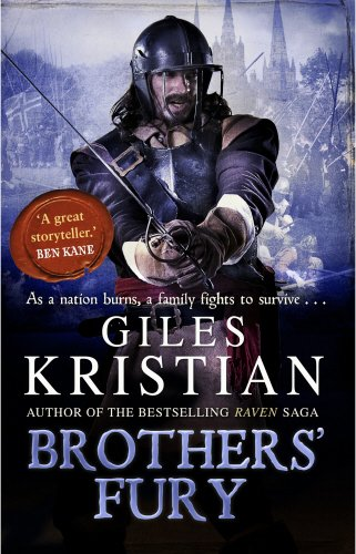 Brothers' Fury (Bleeding Land Trilogy 2)