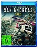 DVD Cover 'San Andreas [3D Blu-ray]