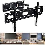 """ProBache - Support TV pivotant inclinable capacité 100 kg TV LCD plasma LED 81-153 cm 32 à 60"""" vesa"""
