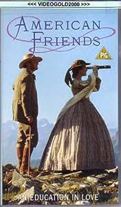 American Friends [Region 2 DVD]