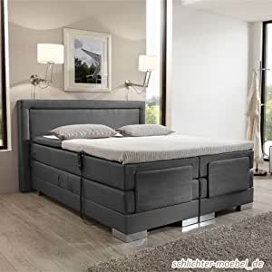 heaven inkl motor boxspringbett hotelbett amerikanisches. Black Bedroom Furniture Sets. Home Design Ideas